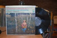 Ormandy Philadelphia Tchaikovsky: Symphony No. 4 LP Columbia 6 Eye Mono ML 5074