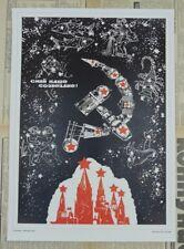 Soviet Russian Space Propaganda Poster Print CONSTELLATION OF COMMUNISM #V28