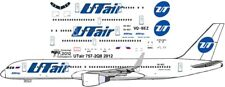 UT Air Boeing 757-200 decals for Minicraft 1/144 kit