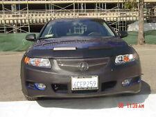 Colgan Front End Mask Bra 2pc. Fits Acura TSX 2006-2008 w/License Pl.