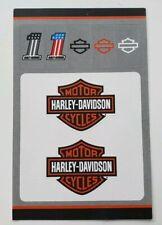 Lego 10269 - 2019 Harley Davidson FAT BOY Mini Build Sticker sheet only