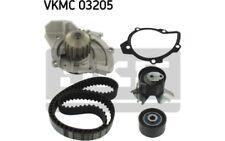 SKF Bomba de agua+kit correa distribución Para FORD S-MAX MONDEO VKMC 03205