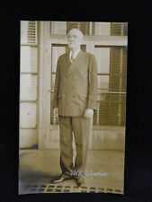 Original Photograph Photo Dr. Henry A. Buehler Rolla Missouri State Geologist