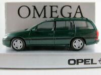 Herpa/Opel Opel Omega B Caravan CD (1994-1999) in grünmetallic 1:87/H0 NEU/OVP