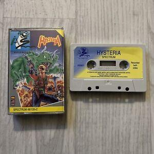 Sinclair ZX Spectrum ~ Hysteria by Alternative Software ~ 48k 128k