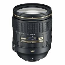 Nikon AF-S NIKKOR 24-120mm f/4 G ED VR Lens 24-120 F4 ~ White Box Brand New