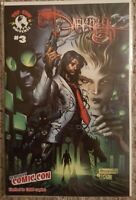 DARKNESS 3 New York Comic Con NYCC Michael Broussard Variant 2007 TOP COW