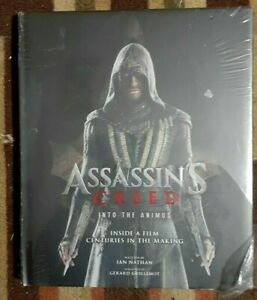 The Art And Making Of Assassin's Creed Into The Animus Hardback Art Book New