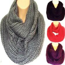 Infinity Acrylic Scarves & Shawls for Women