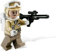 LEGO® Star Wars Hoth Rebel Trooper Minifigure LOT w/ Blaster & Backpack 8083