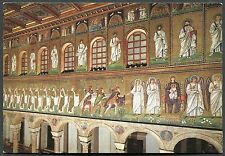 C1980's View of the Painted Left Wall, the New St. Apollinaire, Ravenna