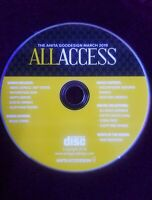 Anita Goodesign ALL ACCESS VIP Club MARCH 2019 Embroidery Design CD ONLY