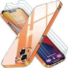 Coque Protection iPhone 13 Pro Max 12 11,XR,X,XS,8,7,6 + Vitre Film Verre trempé