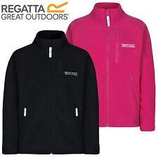 Kids Regatta Marlin Fleece Jacket Coat Zip Top Girls Boys Childs Childrens Warm
