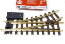 LGB 12150 G - elektrische Weiche, links R1 NEU & OvP