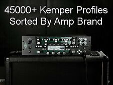 Kemper Profiles 45k+ files