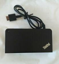 Lenovo ThinkPad OneLink+ Dock 40A4 DU9047S1  No AC Adapter.