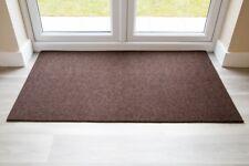 BEST Commercial Brush Entrance Mat Brown 70cm x 180cm UK Floor Mat