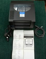 Citizen CL-S521 label printer. 43 metres only. Perfect condition. 30 days war'ty