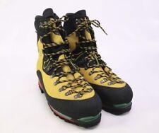 La Sportiva Nepal EVO GTX Mountaineering Boots Men's US 13 M YELLOW GoreTex 46