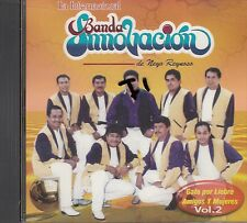 La Internacional Banda Innovacion de Neyo Reynosa Gato Por Liebre CD New Sealed