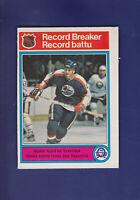 Dale Hawerchuk RB HOF 1982-83 O-PEE-CHEE OPC Hockey #3 (EX) Winnipeg Jets