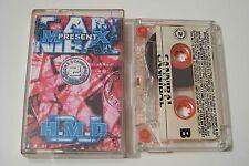 DJ HMD - CANNIBAL MIXTAPE VOL 2 TAPE / CASSETTE Mobb Deep Killah Priest Ice Cube