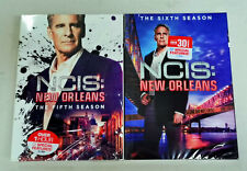 NCIS New Orleans Season 5 & 6 ( DVD 11 DISC Region 1)Free Shipping Brand New ...