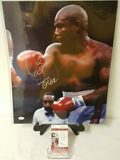 George Foreman Signed Autographed 16x20 Boxing Photo JSA H39533