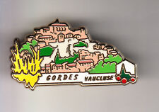 RARE PINS PIN'S .. TOURISME VILLAGE DE FRANCE LB CREATION  GORDES 84 ~CG