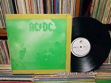AC/DC - Let There Be Rock KOREA LP Green CVR AC / DC
