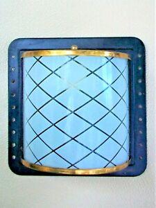 Vintage 1950s MOE WALL SCONCE - MCM/Arts&Crafts
