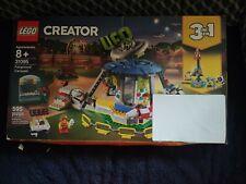 LEGO Creator: Fairground Carousel (31095) DAMAGED AND OPENED BOX.