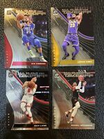 2019-20 Optic All Clear For Takeoff LeBRON JAMES #2 Lot Of 4 C