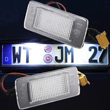 LED SMD Kennzeichenbeleuchtung OPEL Kennzeichen Leuchten Nummernschild 71005