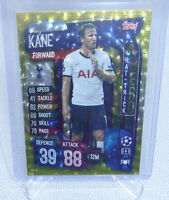 2019-20 Topps Match Attax Harry Kane Soccer Card England Tottenham Hotspur HOTTT