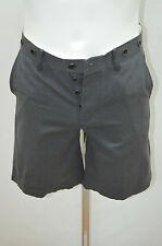 OBEY SHORT 38 S GRIS SHORTS NEUF