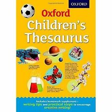 Oxford Children's Thesaurus by Oxford Dictionaries (Mixed media product, 2015)