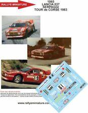 1:18 Rallye-Modellautos von Lancia