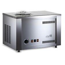 Musso Fiume Giardino Gelato Ice Cream Sorbet Compressor Commercial Machine Maker