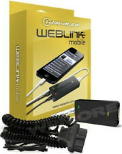iDATALINK ADS-WLM-AP1 Weblink Mobile Programming Cable for Apple iPad and iPhone