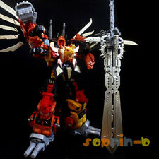 G1 Transformers Jinbao MMC Predaking 60cm Hot Action Collection Figure Toys
