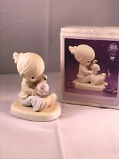 Precious Moment Figurine, 'You Can Always Count On Me' with Box 526827