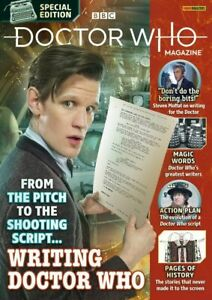 BBC Doctor Who Magazine Special Edition Writing Doctor Who New