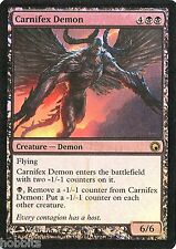 MTG - Scars of Mirrodin - Carnifex Demon - Foil - NM