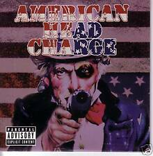 AMERICAN HEAD CHARGE Violent / All Wrapped Up  PROMO DJ CD Single USA UNCLE SAM