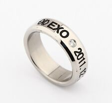 EXO-K EXO-M EXO FROM PLANET KPOP STAINLESS STEEL RING NEW FREE SHIPPING