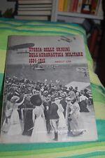 Storia delle origini dell'Aeronautica Militare - 1884/1915 Aerostieri dirigibili