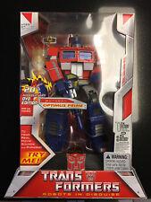 Hasbro Transformers 20th Anniversary DVD Edition Optimus Prime MP 01 10 Rare!