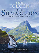 Rare 1st Thus The Silmarillion by J.R.R. Tolkien Hardcover Book Free Shipping
